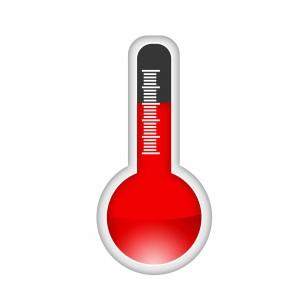 Reparamos averías por temperatura