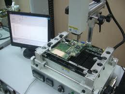 Maquina ReWork Laser 2