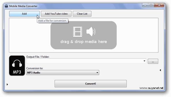 convertir-AMR-a-MP3-2-donderepararportatil.com